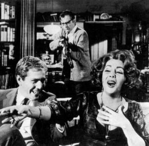 Who's Afraid of Virginia Woolf Richard Burton George Segal Elizabeth Taylor