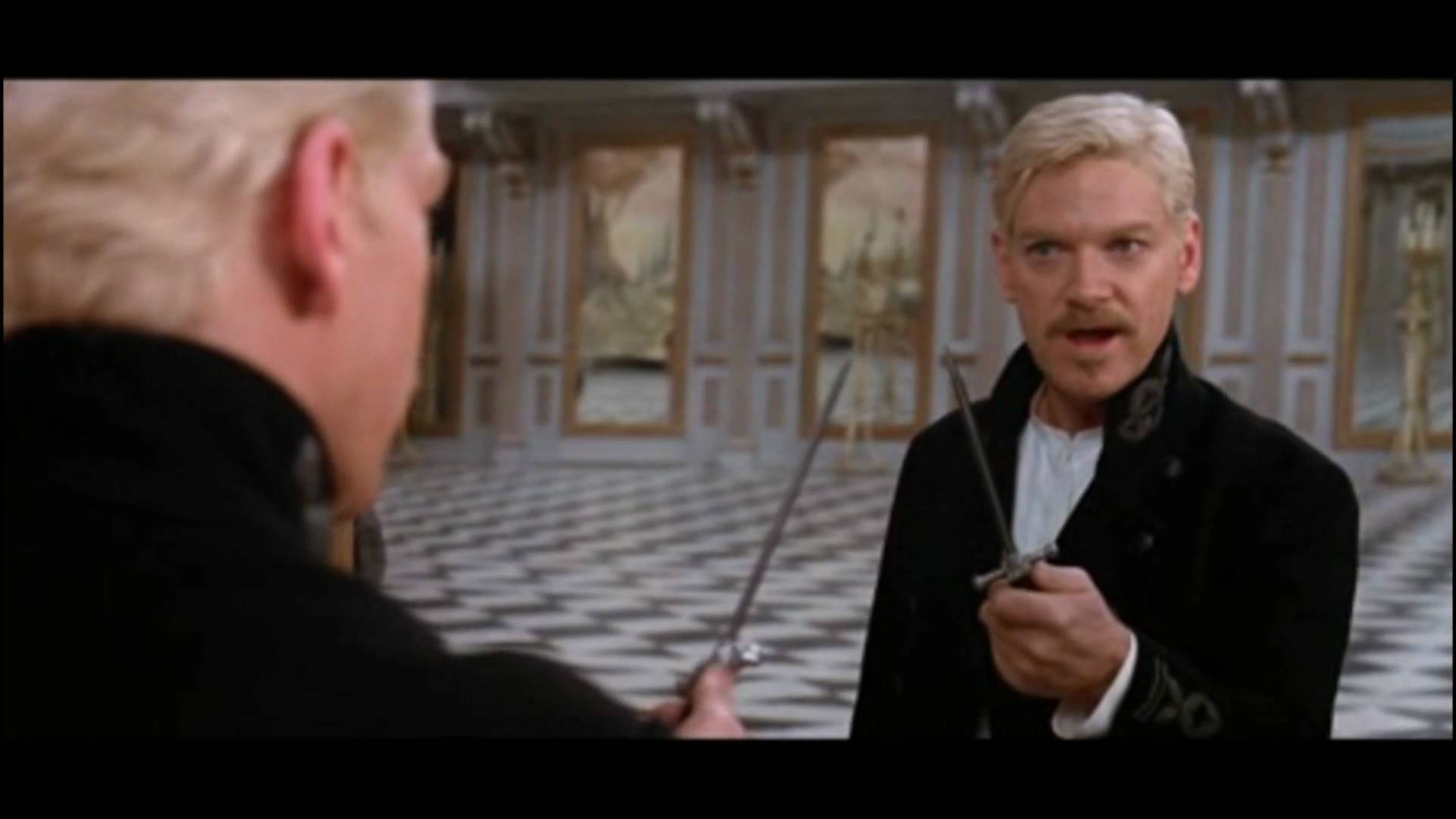 the portrayal of the to be or not to be soliloquy by kenneth branagh and ethan hawke in the hamlet f Q2 additions as hamlet's act iv soliloquy  (the one featured in the michael almereyda film with ethan hawke  hamlet played by kenneth branagh.